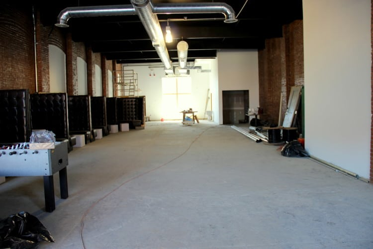 Industrial space available for lease
