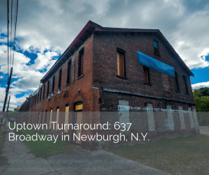 Uptown Turnaround: 637 Broadway