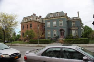 Historic District properties qualify for tax credits in Newburgh, N.Y.