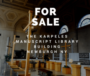 Beautiful Karpeles Manuscript Library Building in Newburgh is for sale