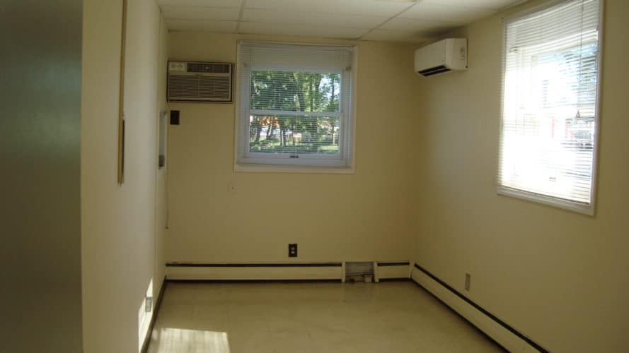 Clean office space in Historic Newburgh
