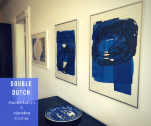 Paulien Lethen's work exhibited for Open Studios 2016 Newburgh NY