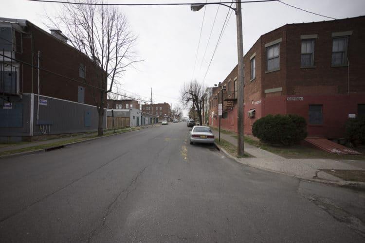 historic neighborhood