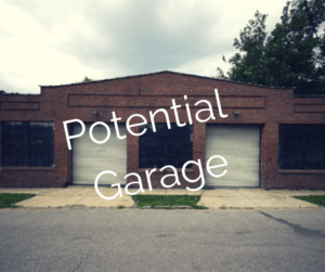 45 Clark Street 6000 feet of commercial warehouse space and garage potential