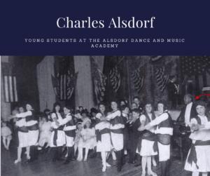 Charles Alsdorf Dance Instructor Alsdorf Music and Dance Academy