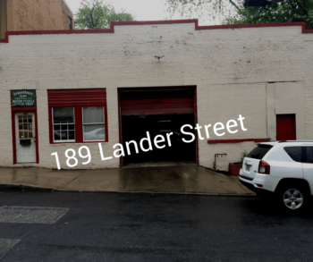 189 South Lander Street Newburgh NY Front of building view