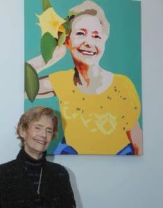 Mayor Judy Kennedy